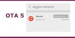 Ubuntu Phone OTA 5
