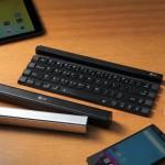 LG Rolly Keyboard