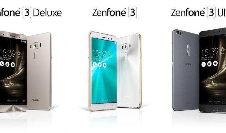 Asus Zenfon 3 Serie