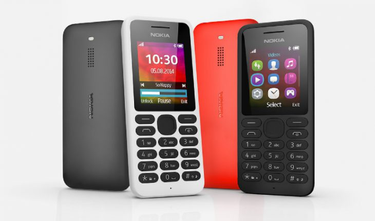 feature phone a marchio Nokia