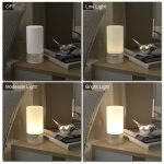 AUKEY Lampada LED Intelligente di Atmosfera a Colori
