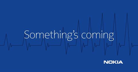"Nokia comunica che ""something's coming"""