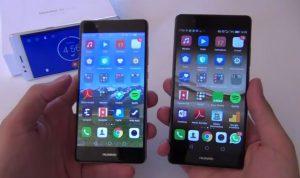 Huawei P9 vs Huawei P9 Plus
