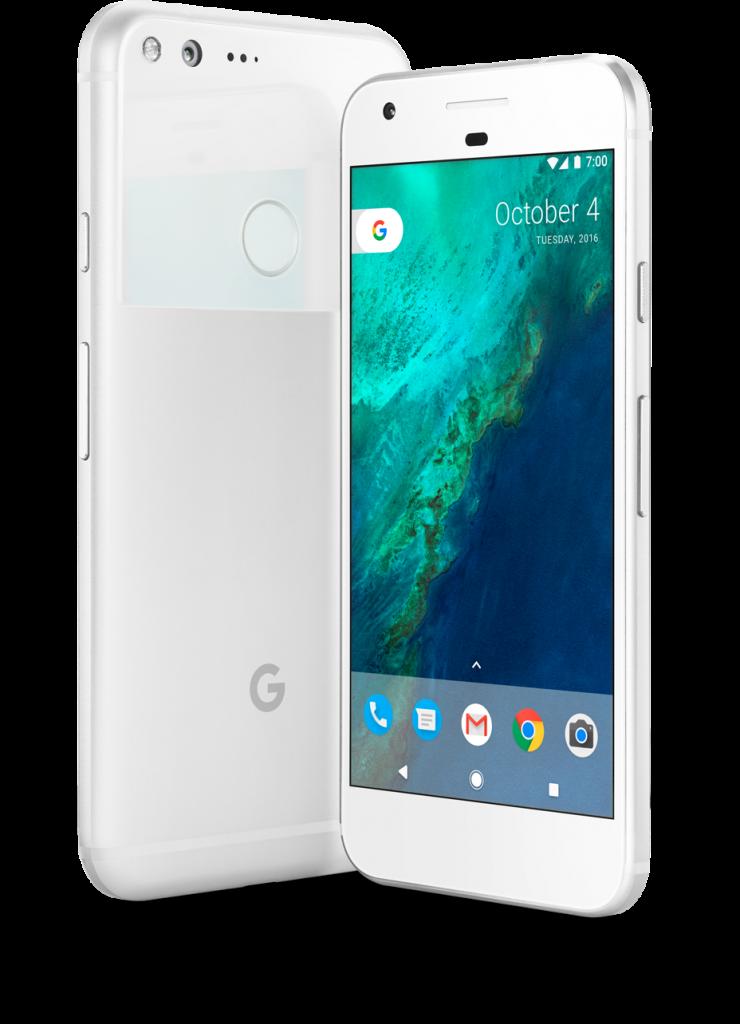 Google Pixel e Google Pixel XL