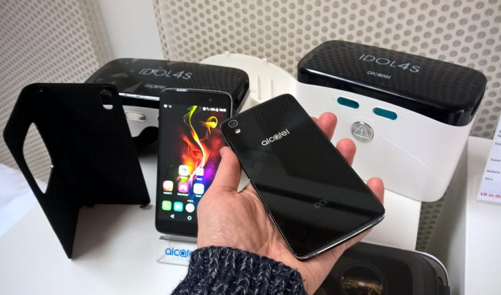 Alcatel IDOL 4 e Alcatel IDOL 4S