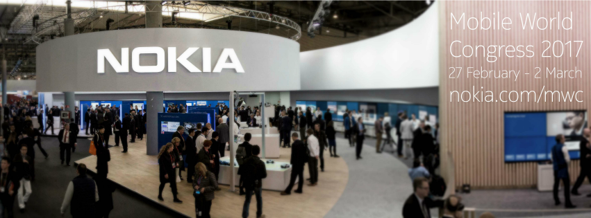 Nokia al MWC 2017