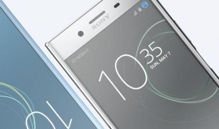 Sony Xperia XZs e XZ Premium