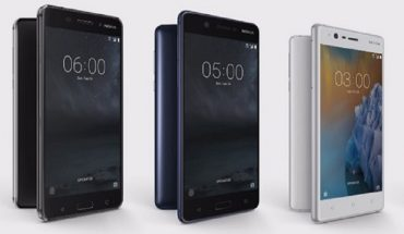 Noki 6, Nokia 5 e Nokia 3