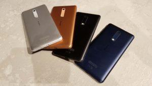Nokia 6 e Nokia 5