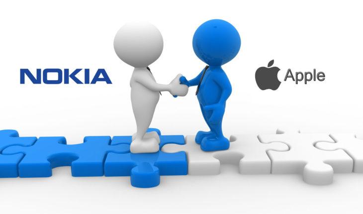 Accordo Nokia-Apple