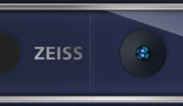 Dual camera con lenti ZEISS del presunto Nokia 8