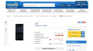 Nokia 6 - Euronics