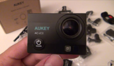 Action Cam AC-LC2 by AUKEY