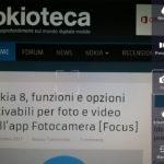 Opzioni Fotocamera