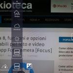 Opzioni Fotocamera - Bilanciamento bianco