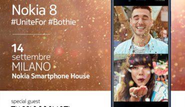 Presentazione Nokia 8