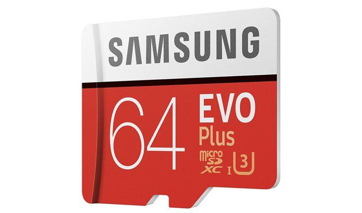 Micro SD Samsung 64 GB