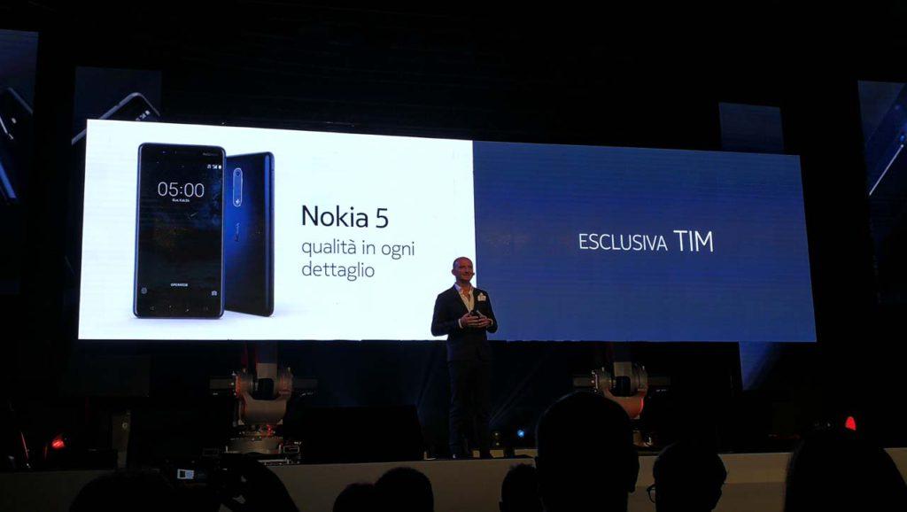 Nokia 5 esclusiva TIM