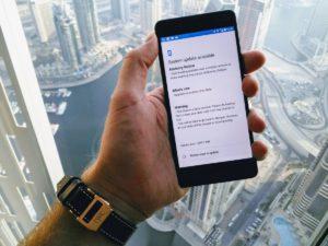 Nokia 8 Android Oreo Beta