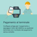 Pagamento tramite NFC