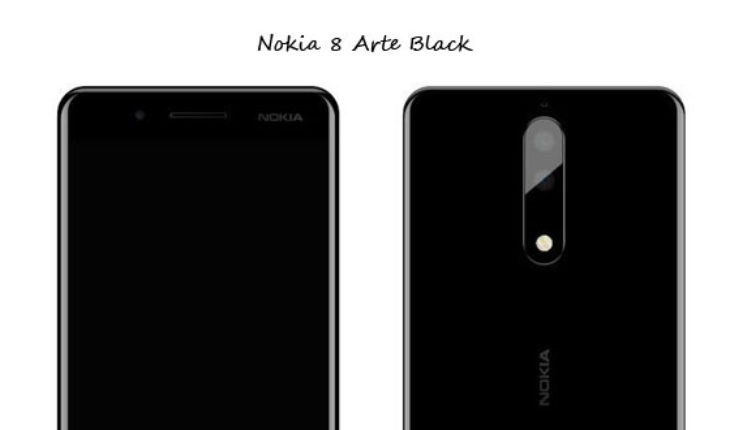 Nokia 8 Arte Black