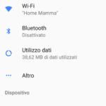 Android 7.1.1 (Impostazioni)