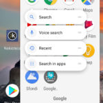 Android 7.1.1 (App Shortcuts)