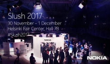 Nokia allo Slush 2017