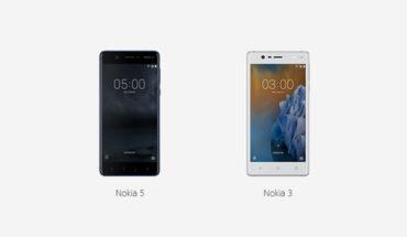 Nokia 5 & Nokia 3
