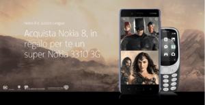 Promo Nokia 8