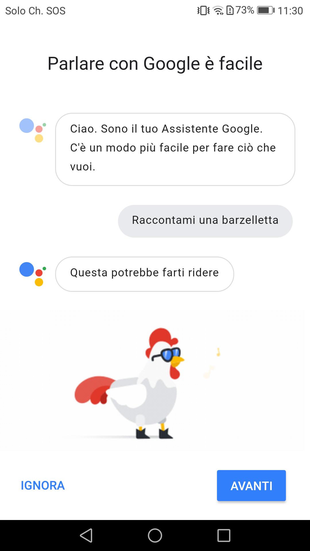 Google assistant parlare con google ora pi facile attivato anche in italiano nokioteca for Google assistant italia