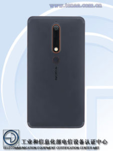 Nokia 6 2018 (TA-1054)