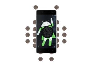 Nokia 5 - Android 8.0 Oreo