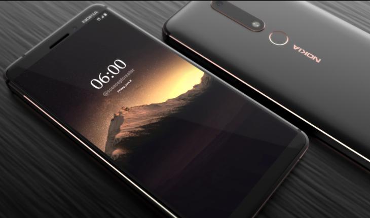 Presunto Nokia 6 2018