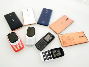 Dispositivi Nokia by HMD Global