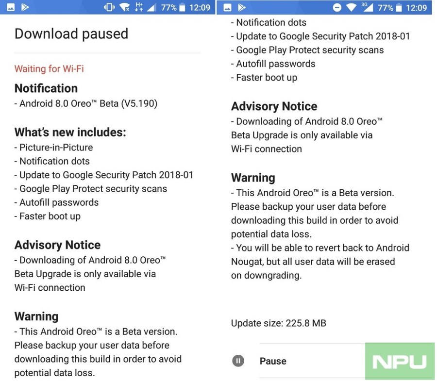patch di sicurezza di gennaio 2018