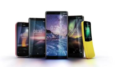 Device HMD Global del 2018