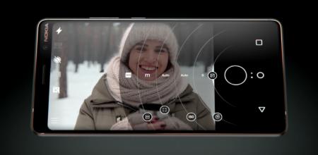 Modalità Pro nell'app Fotocamera