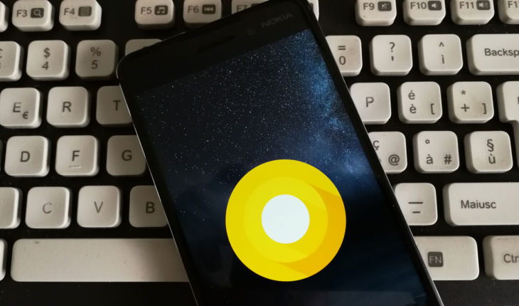 Android 8.0 Oreo su Nokia 6