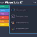Movavi Video Suite 17 - Audio