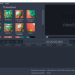 Movavi Video Suite 17 - Transizioni