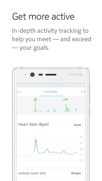 Nokia Health Mate