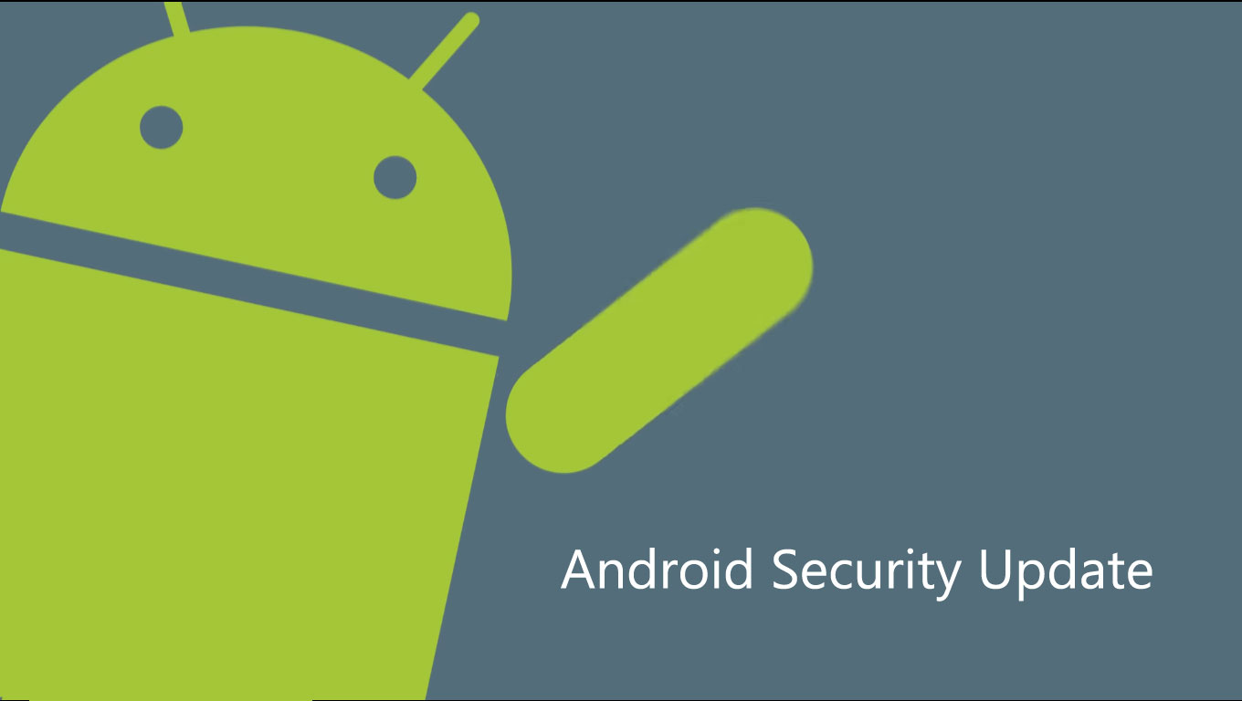 Android security gap with Google patch