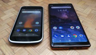 Nokia 1 e Nokia 7 Plus