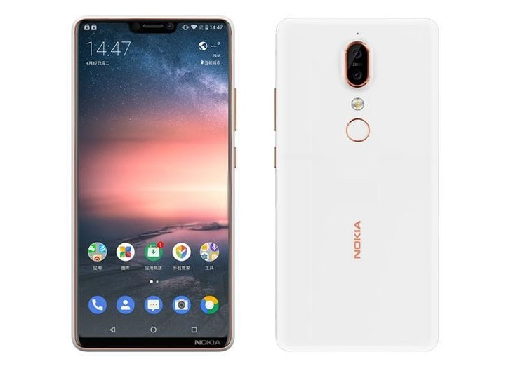 Presunto Nokia X6
