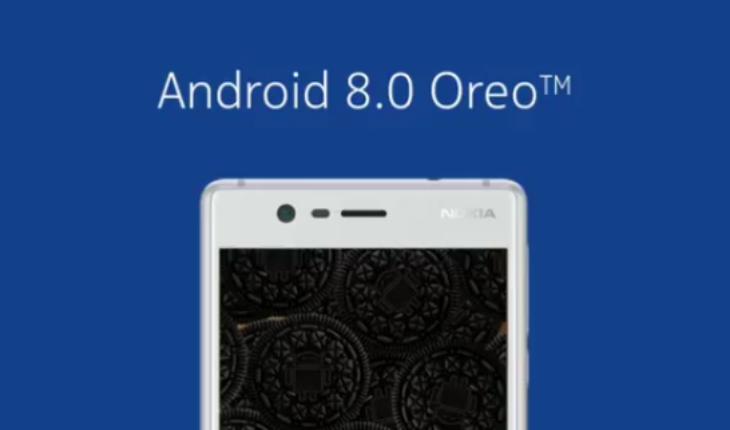 Android 8.0 Oreo Nokia 3