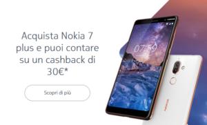 Promo Cashback Nokia 7 Plus