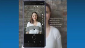 Fotocamera Pro per Nokia 8