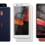 Nokia 2.1 - Nokia 3.1 - Nokia 5.1
