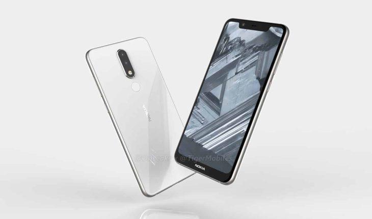 Presunto Nokia TA-1109